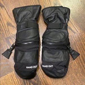 Hand Out Gloves Pro Mitten